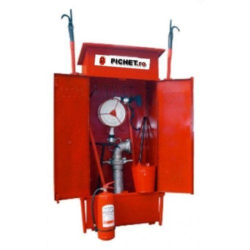 pichet de incendiu complet echipat