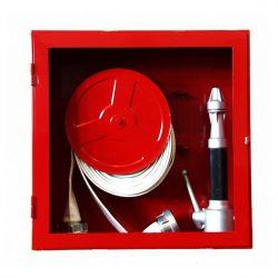 cutie de hidrant simpla complet echipata